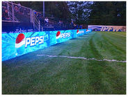 Exterior Stadium Perimeter LED Display / P10 Outdoor Full Color LED Display